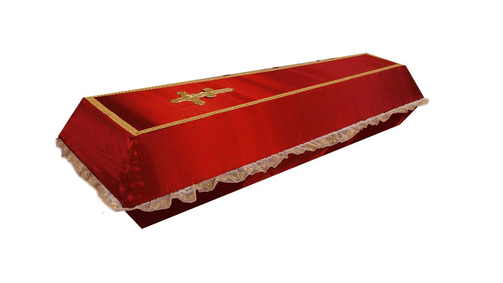 Гроб для похорон